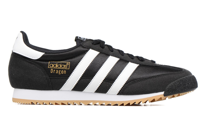 Sneaker Adidas Originals Dragon Og schwarz ansicht von hinten