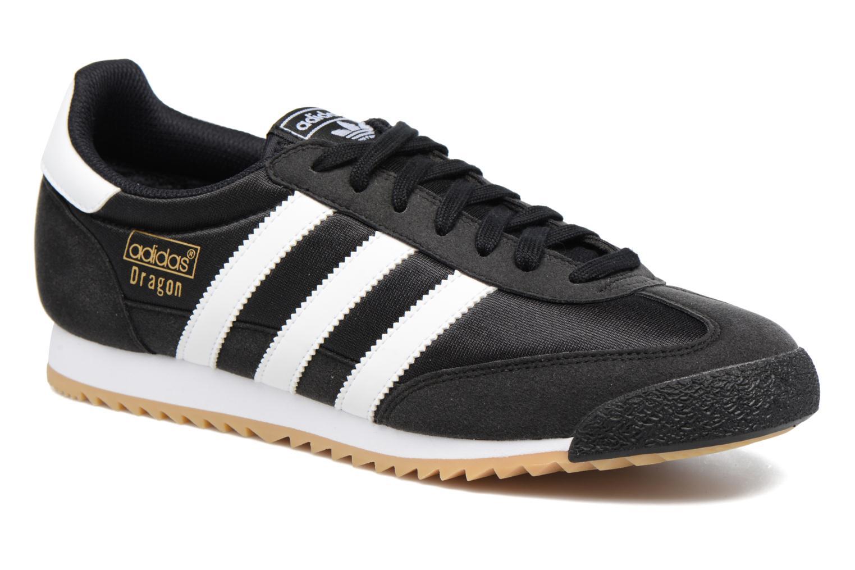 Sneaker Adidas Originals Dragon Og schwarz detaillierte ansicht/modell