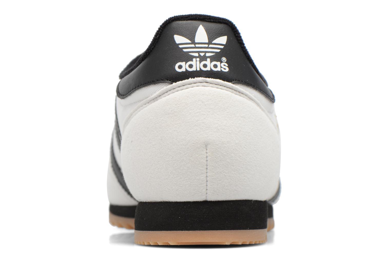 Baskets Adidas Originals Dragon Og Blanc vue droite