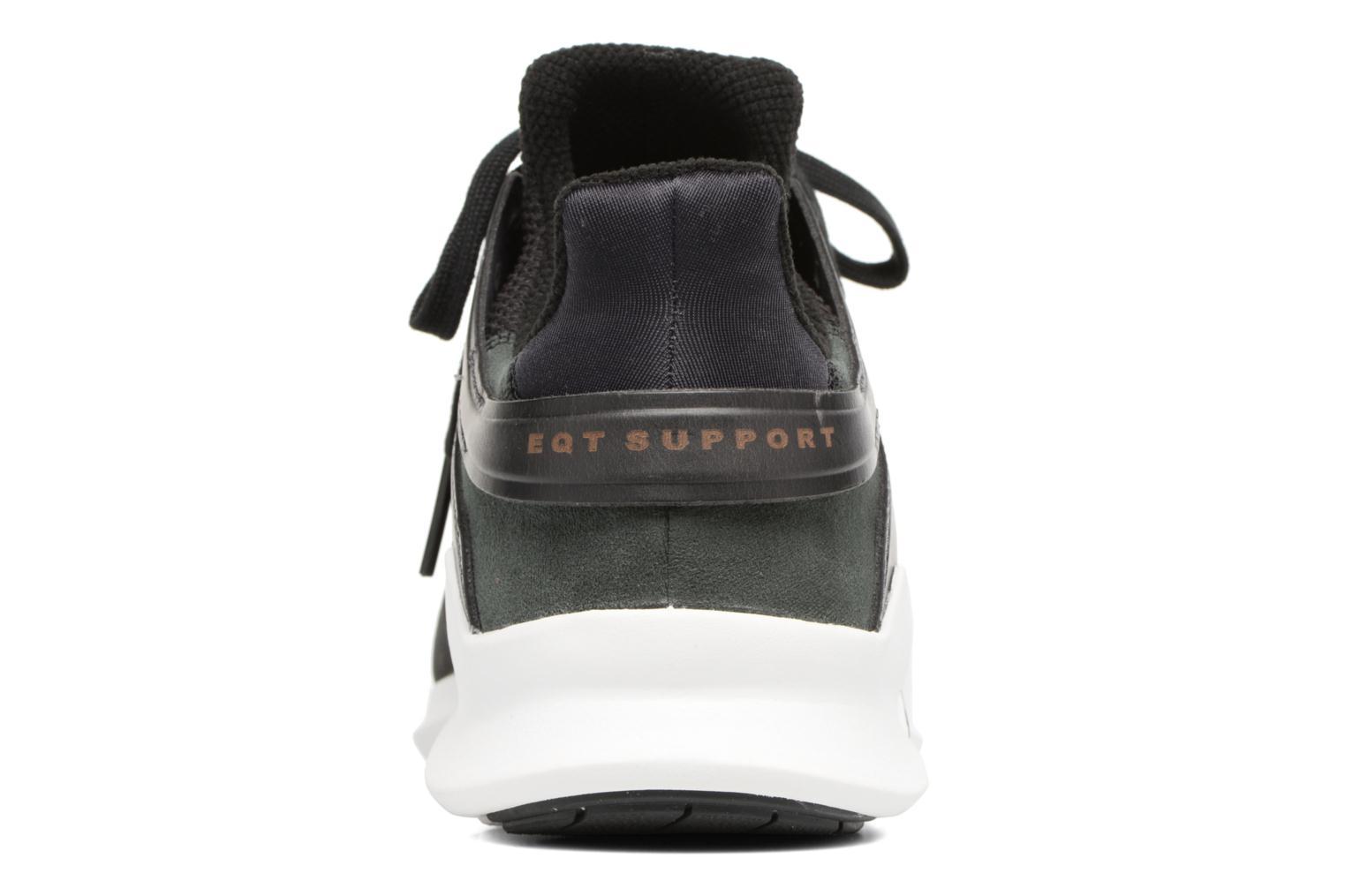 Sneaker Adidas Originals Eqt Support Adv schwarz ansicht von rechts
