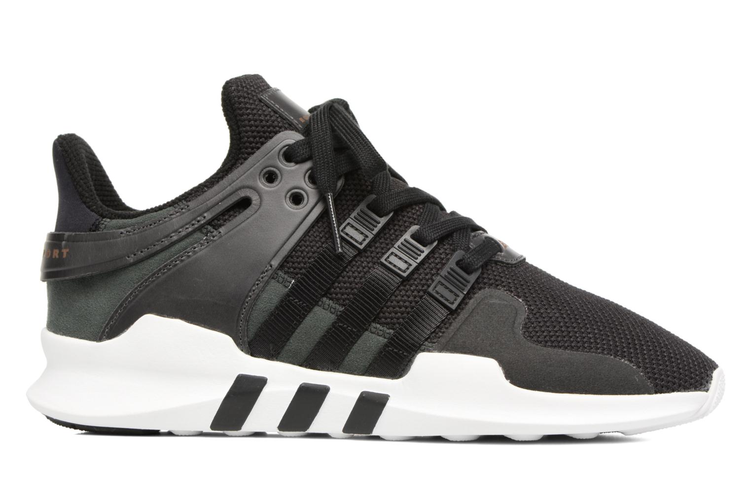 Baskets Adidas Originals Eqt Support Adv Noir vue derrière