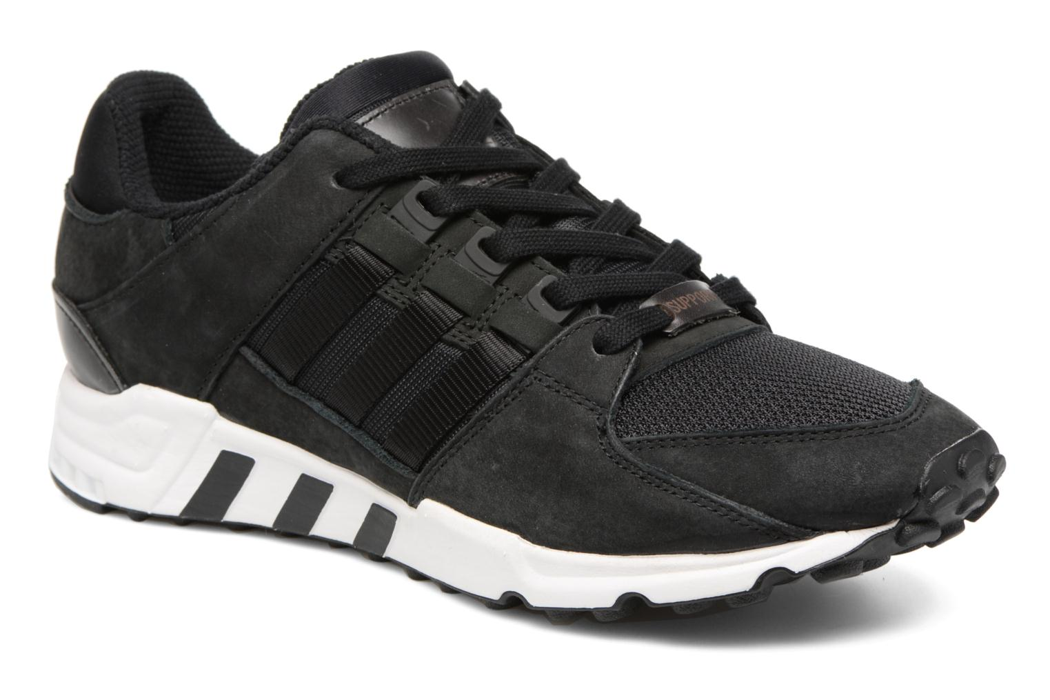 Baskets Adidas Originals Eqt Support Rf Noir vue détail/paire
