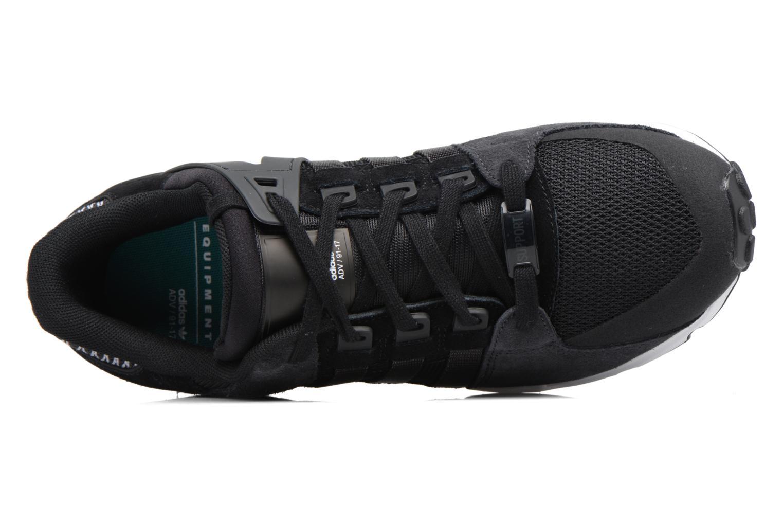 Sneakers Adidas Originals Eqt Support Rf Nero immagine sinistra