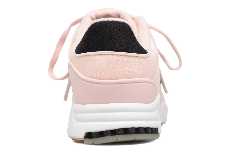 Baskets Adidas Originals Eqt Support Rf W Rose vue droite