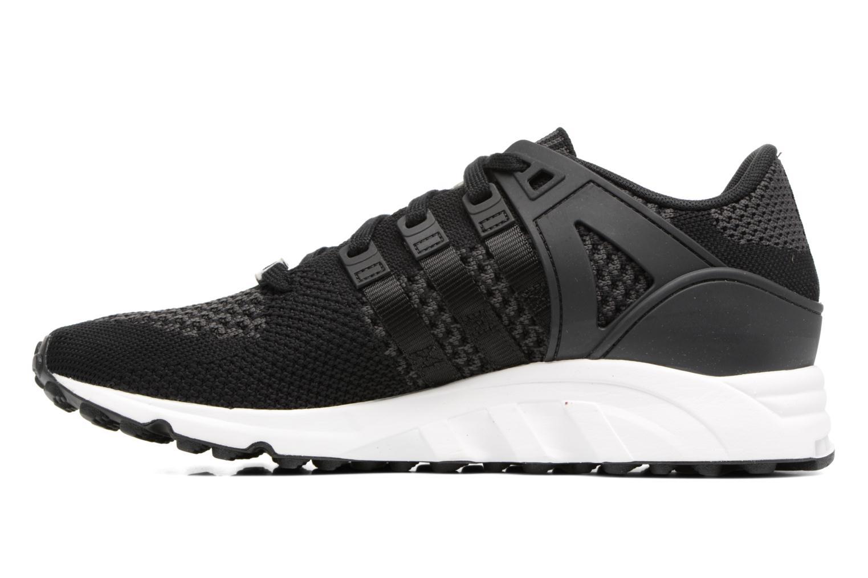 Sneakers Adidas Originals Eqt Support Rf Pk Nero immagine frontale