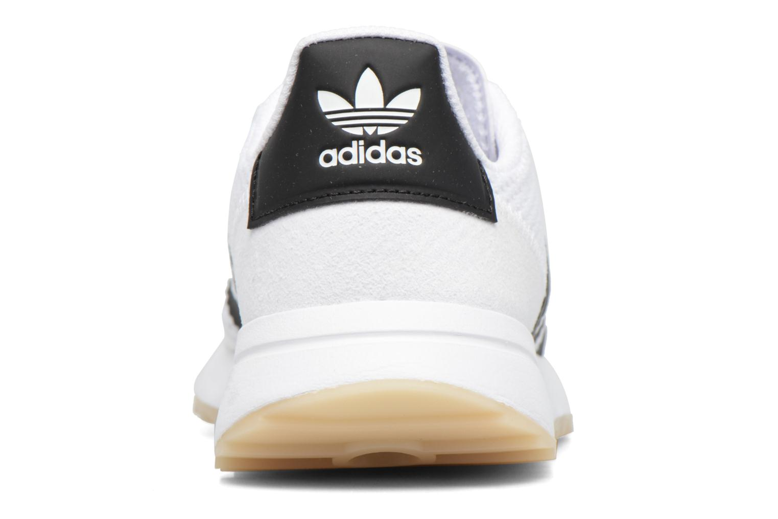 Trainers Adidas Originals Flb W Black view from the right