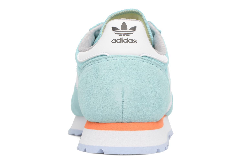 Baskets Adidas Originals Haven W Bleu vue droite