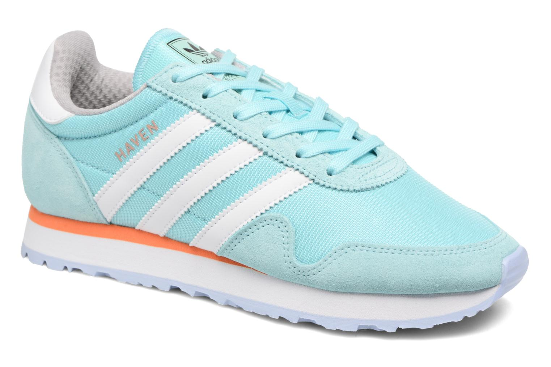 Zapatos casuales salvajes Adidas Originals Haven W (Azul) - Deportivas en Más cómodo