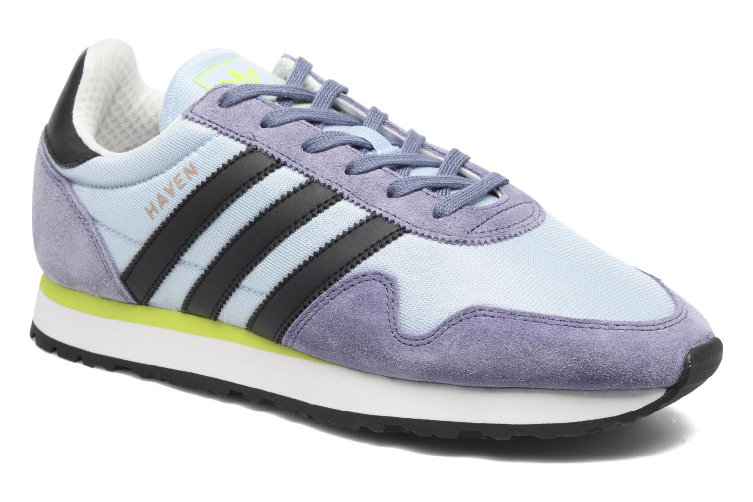 Uomo Adidas Originals Haven Sneakers Azzurro