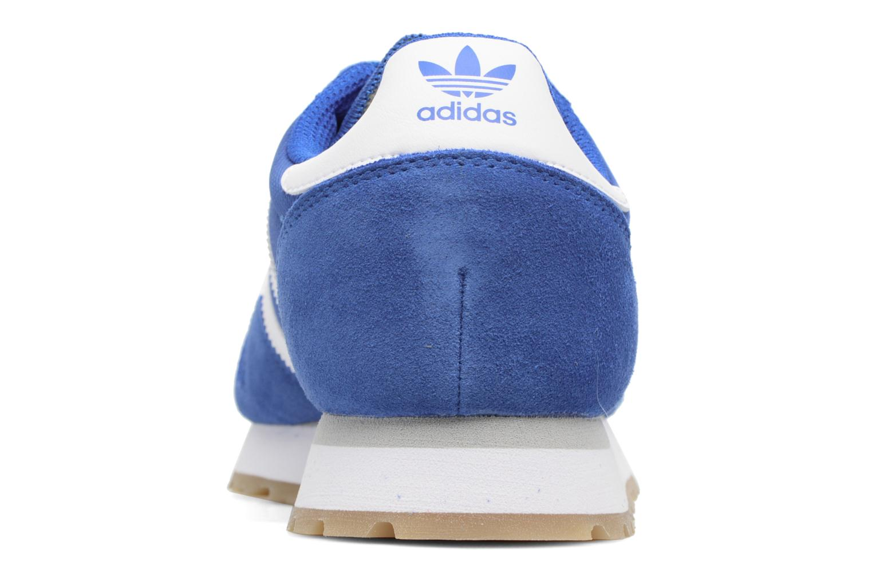 Baskets Adidas Originals Haven Bleu vue droite
