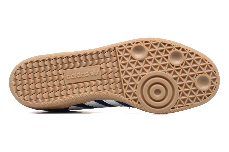 Sneakers Adidas Originals Leonero Blauw boven