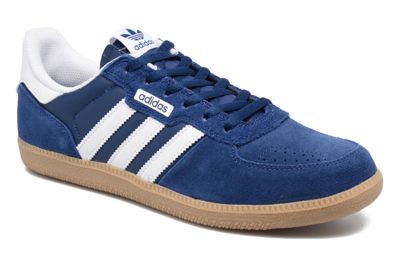 Sneakers Adidas Originals Leonero Blauw detail