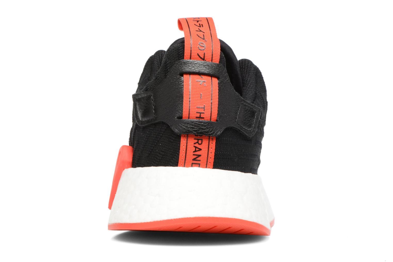 Sneaker Adidas Originals Nmd_R2 Pk schwarz ansicht von rechts