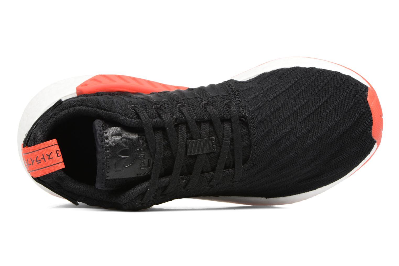 Sneakers Adidas Originals Nmd_R2 Pk Nero immagine sinistra
