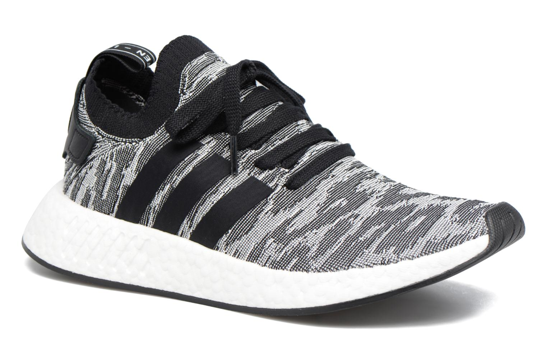 Adidas Originals Nmd_R2 Pk (Noir) - Baskets chez Sarenza (307146)