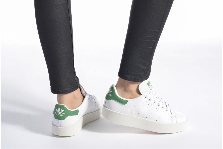 Sneakers Adidas Originals Stan Smith Bold W Wit onder