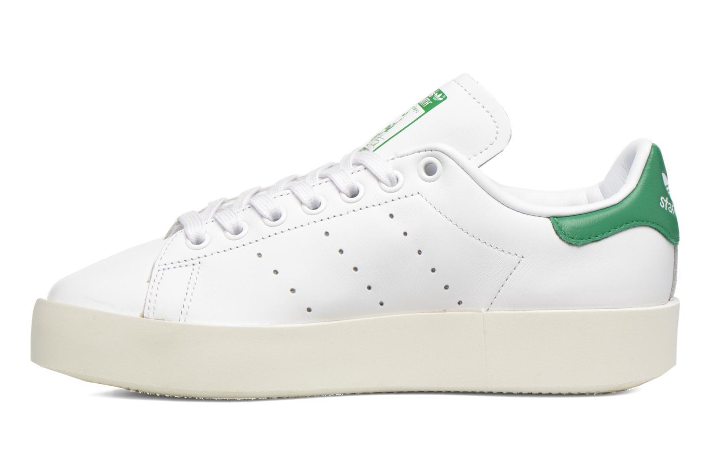 Baskets Adidas Originals Stan Smith Bold W Blanc vue face