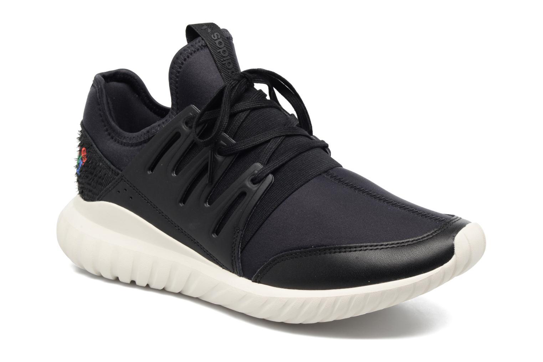 Sneakers Adidas Originals Tubular Radial Cny Sort detaljeret billede af skoene