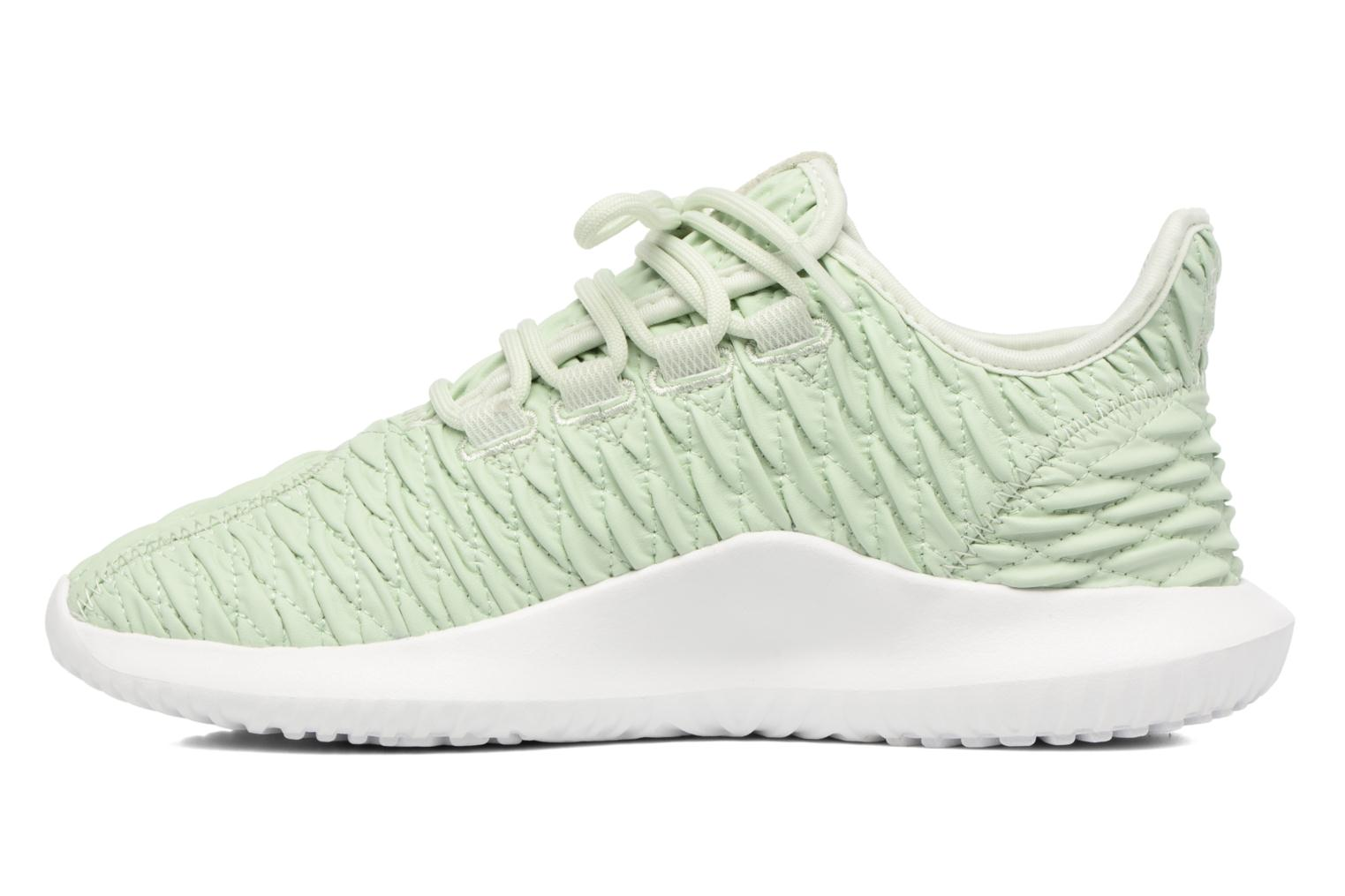 Deportivas Adidas Originals Tubular Shadow W Verde vista de frente