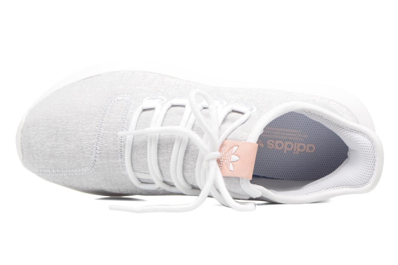 Baskets Adidas Originals Tubular Shadow W Blanc vue gauche