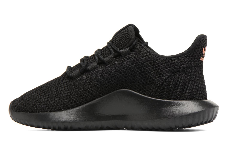 Sneakers Adidas Originals Tubular Shadow W Svart bild från framsidan