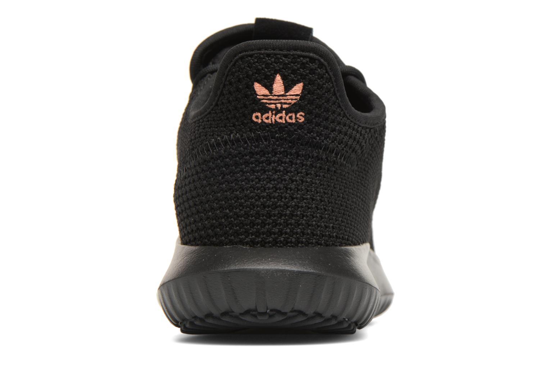 Sneakers Adidas Originals Tubular Shadow W Svart Bild från höger sidan