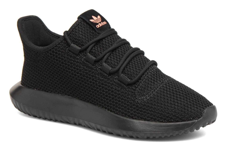 Sneakers Adidas Originals Tubular Shadow W Svart detaljerad bild på paret