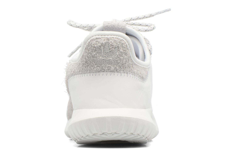 Baskets Adidas Originals Tubular Shadow Blanc vue droite