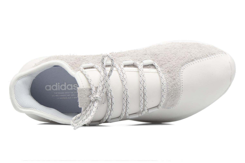 Baskets Adidas Originals Tubular Shadow Blanc vue gauche