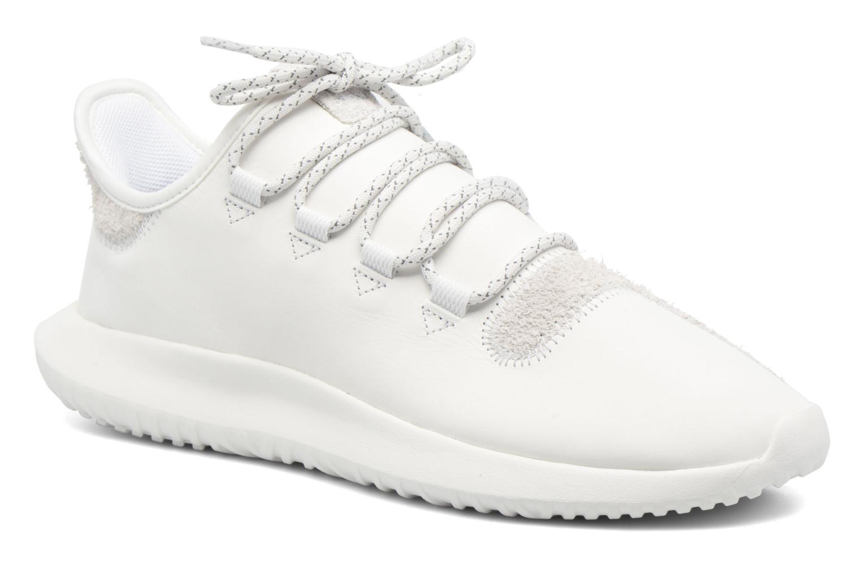 Baskets Adidas Originals Tubular Shadow Blanc vue détail/paire
