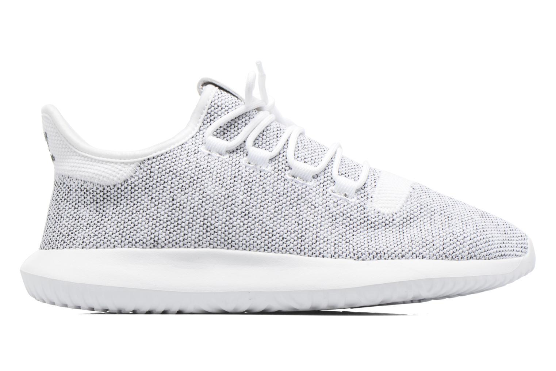 Baskets Adidas Originals Tubular Shadow Knit Blanc vue derrière
