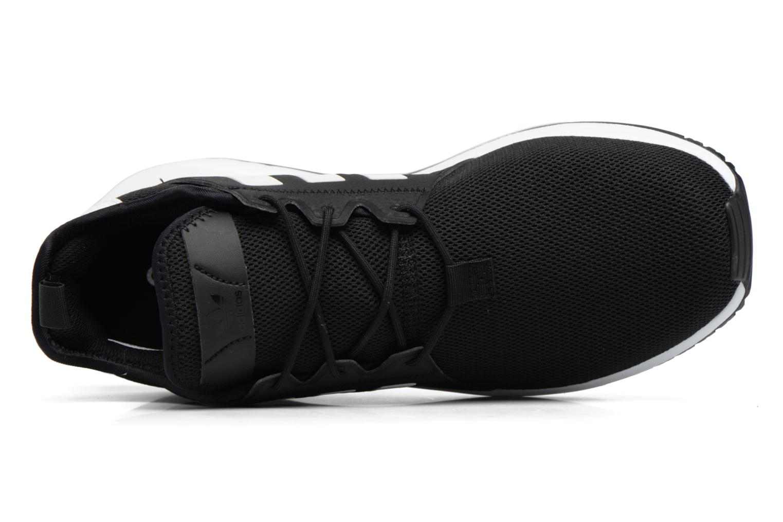 Baskets Adidas Originals X_Plr Noir vue gauche