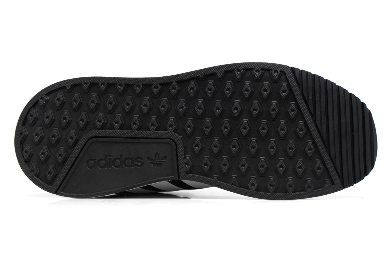 Baskets Adidas Originals X_Plr Noir vue haut