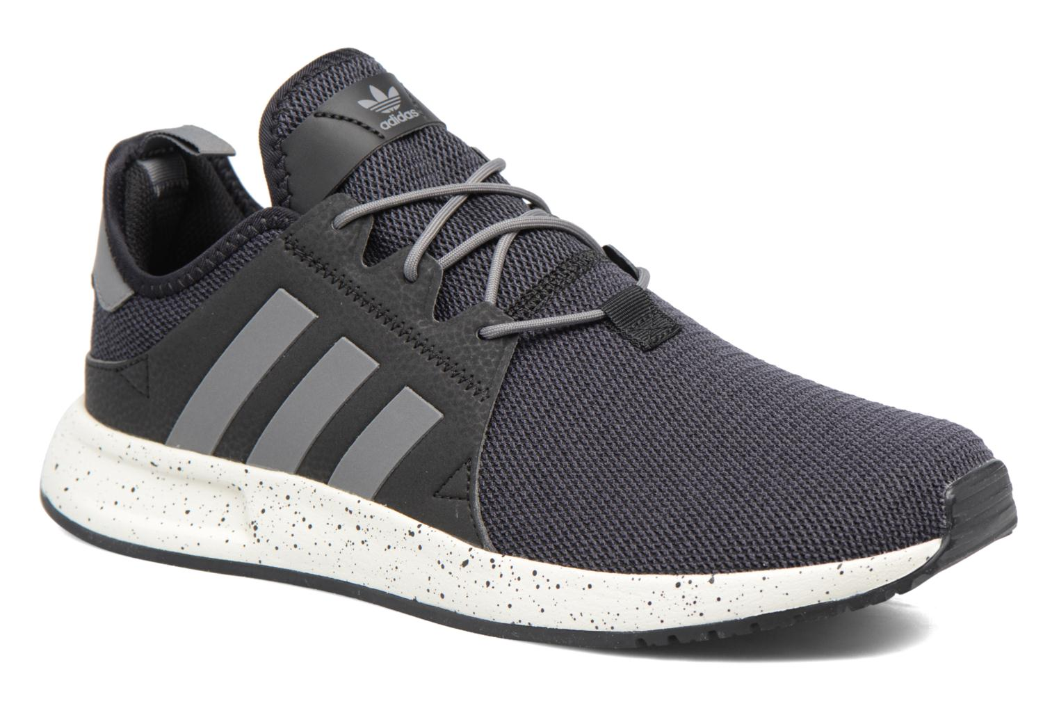 Baskets Adidas Originals X_Plr Gris vue détail/paire