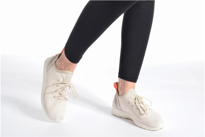 Sneakers Adidas Originals Zx Flux Adv Virtue Sock W Grå se forneden