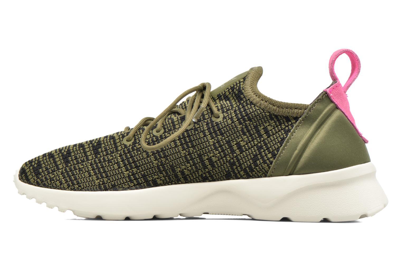 Sneakers Adidas Originals Zx Flux Adv Virtue Sock W Grå se forfra