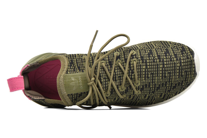 Sneakers Adidas Originals Zx Flux Adv Virtue Sock W Grå se fra venstre