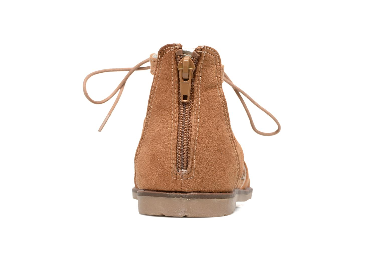 Sandalen I Love Shoes SUMINIGLI Bruin rechts