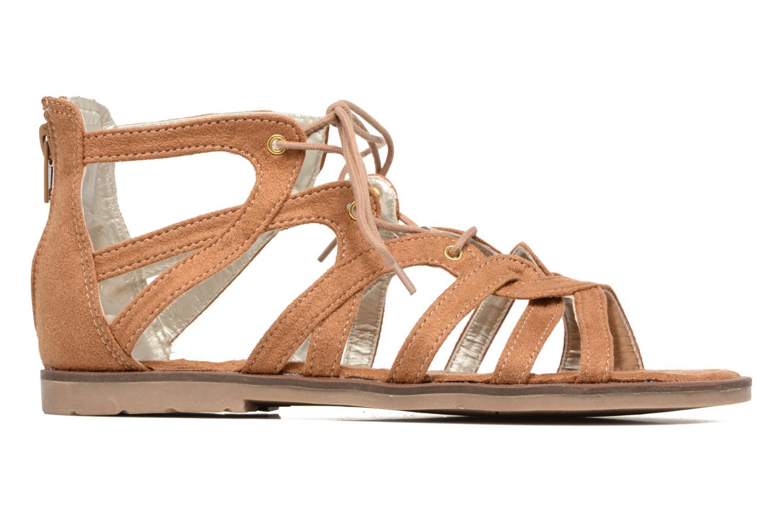 Sandales et nu-pieds I Love Shoes SUMINIGLI Marron vue derrière