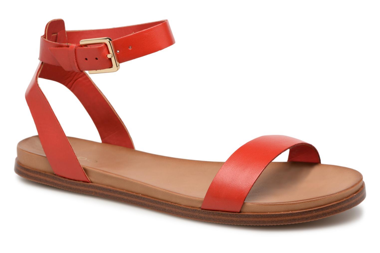 Grandes descuentos últimos zapatos Aldo GWENNA (Rojo) - Sandalias Descuento