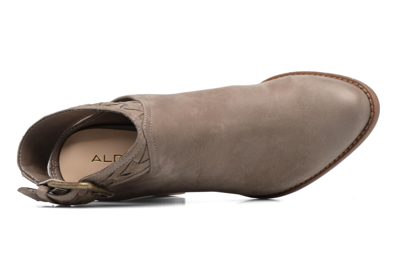 Bottines et boots Aldo ADRAYNIA Marron vue gauche