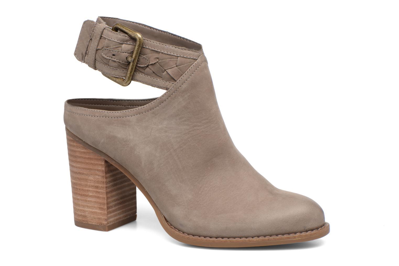 Bottines et boots Aldo ADRAYNIA Marron vue détail/paire