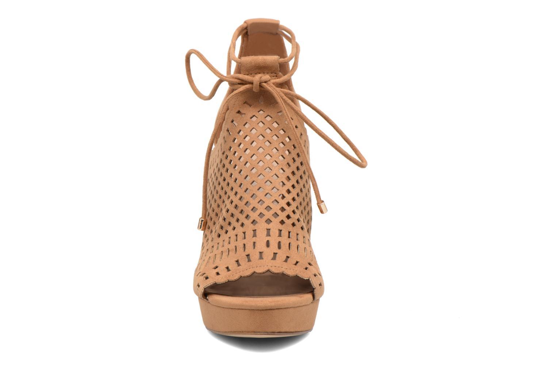 Escarpins Aldo RILLEY Marron vue portées chaussures