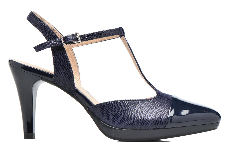 Sandales et nu-pieds Caprice Ashley 2 Bleu vue derrière