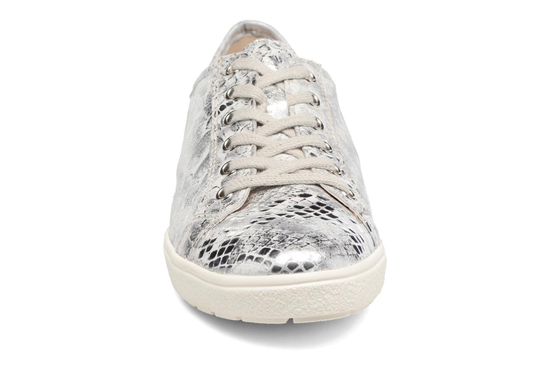 Manou Silver metallic