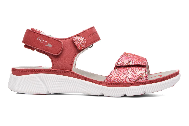 Chaussures de sport Allrounder by Mephisto Tabasa Rouge vue derrière