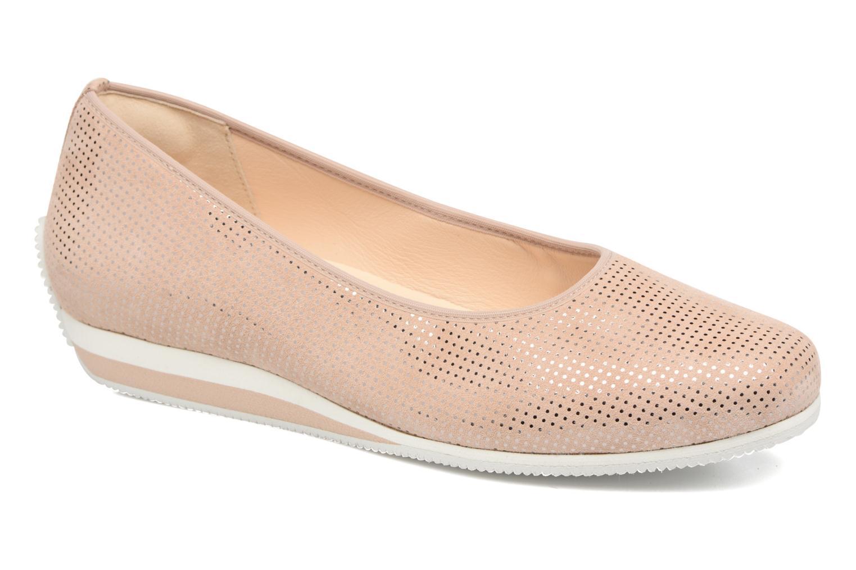 ZapatosHassia Sanremo 1406  (Rosa) - Bailarinas   1406 Cómodo y bien parecido 85adc6