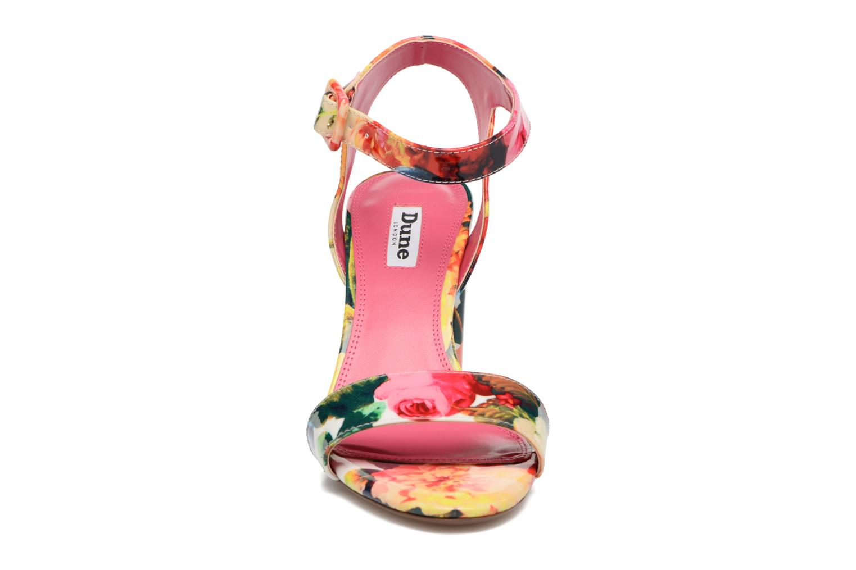 Sandales et nu-pieds Dune London Moonflower Multicolore vue portées chaussures
