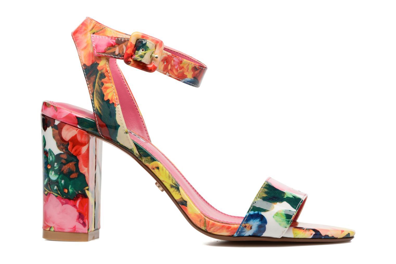 Sandales et nu-pieds Dune London Moonflower Multicolore vue derrière