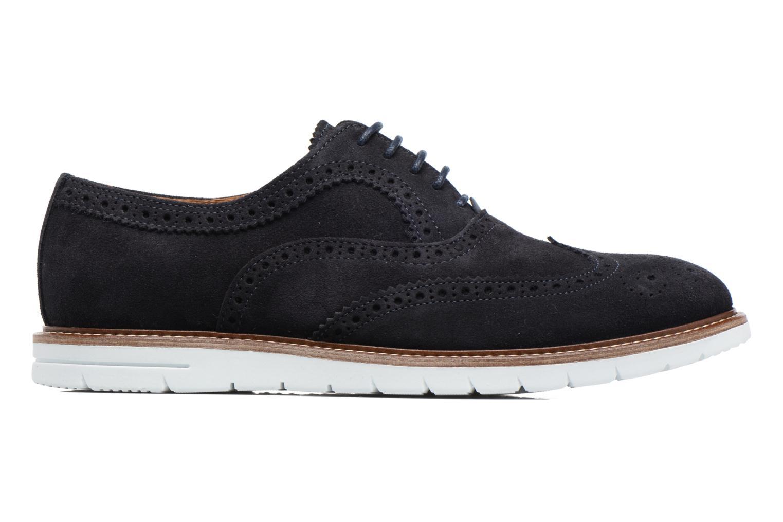 Chaussures à lacets Mr SARENZA Clydor Bleu vue détail/paire